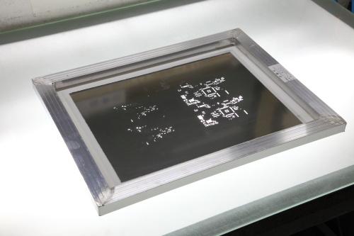 激光模板钢网